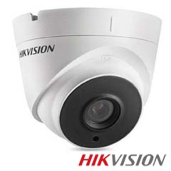 Camera 2MP Exterior, IR 20m, lentila 3.6 - HikVision DS-2CE56D0T-IT1F