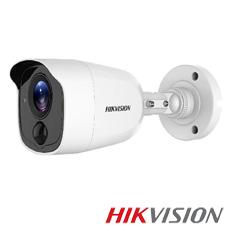Camera 2MP Exterior, IR 20m, PIR, lentila 2.8 - HikVision DS-2CE11D0T-PIRL