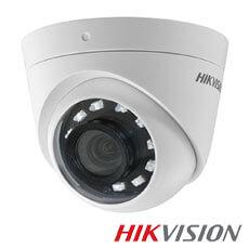 Camera 2MP Exterior, IR 20m, lentila 2.8 - HikVision DS-2CE56D0T-I2FB