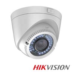 Camera 2MP Exterior, IR 30m, Varifocala - HikVision DS-2CE56D1T-VFIR3F