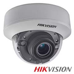 Camera 2MP Exterior, IR 30m, Zoom 6x - HikVision DS-2CE56D7T-ITZ