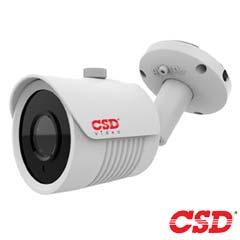 Camera 2MP Exterior, IR 30m, lentila 3.6 - CSD CSD-BH3HTC200FS