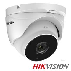 Camera 2MP Exterior, IR 40m, Zoom 4x - HikVision DS-2CE56D8T-IT3Z