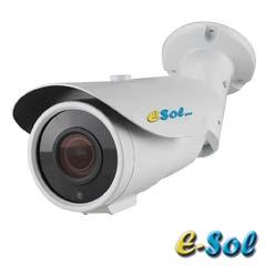 Camera 2MP Exterior, IR 60m, Varifocala - e-Sol ESV200/60