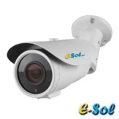 Camera 2MP Exterior, IR 60m, varifocala - e-Sol ESV200/60A