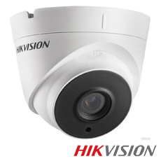 Camera 2MP Exterior, IR 60m, lentila 2.8 - HikVision DS-2CE56D8T-IT3F