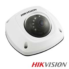 Camera 2MP Interior, IR 20m, Microfon, lentila 2.8 - HikVision DS-2CS54D7T-IRS