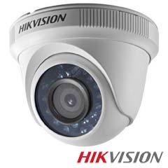 Camera 2MP Turbo HD Interior, IR 20m, lentila 3.6 - HikVision DS-2CE56D0T-IRPF