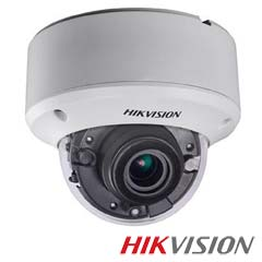 Camera 3MP Exterior, IR 40m, Zoom 4x - HikVision DS-2CE56F7T-AVPIT3Z