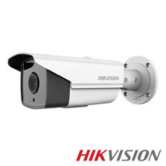 Camera IP 4MP Exterior, IR 80m, POE, lentila 8- HikVision DS-2CD2T42FWD-I8