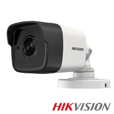 Camera 5MP Exterior, IR 20m, lentila 2.8 - HikVision DS-2CE16H0T-ITPF