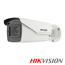 Camera 5MP Exterior, IR 80m, Zoom 5x - HikVision DS-2CE19H8T-IT3ZF
