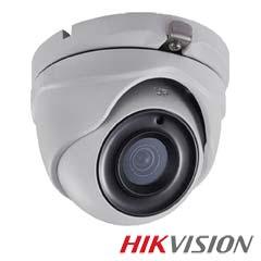 Camera 5MP Exterior, IR 20m, lentila 2.8 - HikVision DS-2CE56H5T-ITM