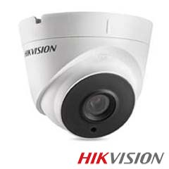 Camera 5MP Exterior, IR 20m, lentila 2.8 - HikVision DS-2CE56H5T-IT1