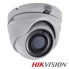 Camera 5MP Exterior, IR 20m, lentila 2.8 - HikVision DS-2CE56H0T-ITMF