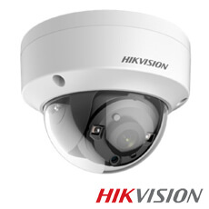 Camera 5MP Exterior, IR 30m, lentila 2.8 - HikVision DS-2CE57H8T-VPITF