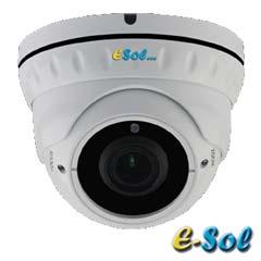 Camera 5MP Exterior, IR 30m, varifocala - e-Sol DV500/30A