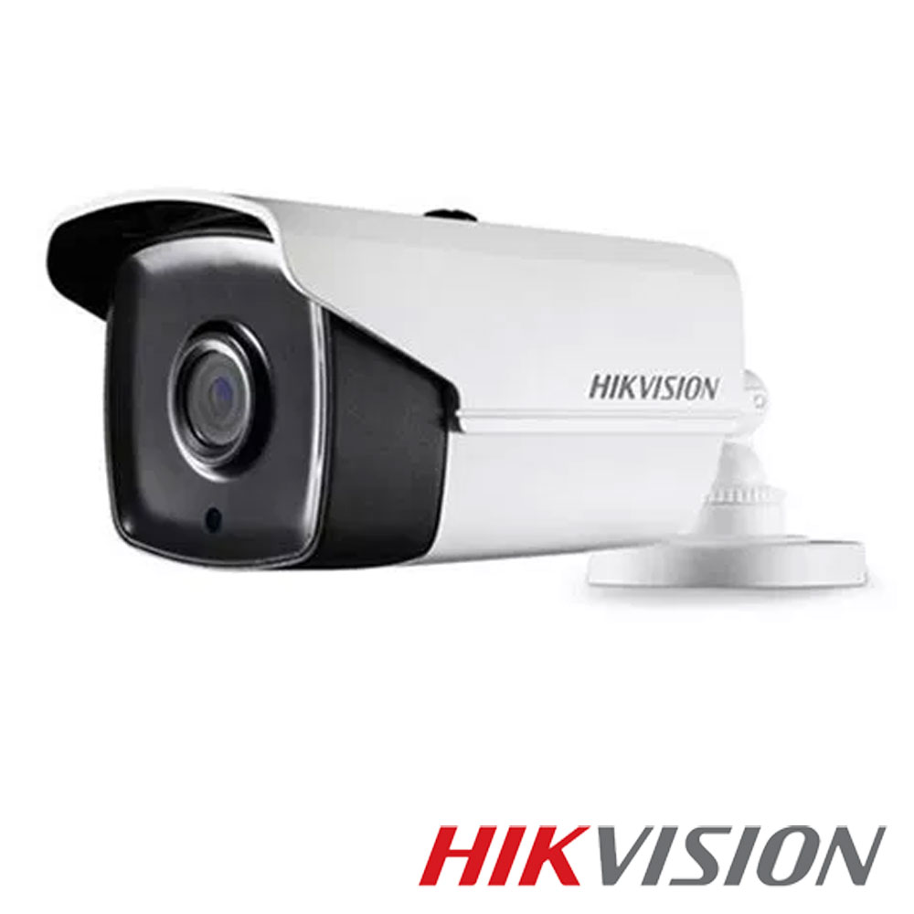 camera 5mp exterior ir 40m lentila 2 8 hikvision ds 2ce16h0t it3. Black Bedroom Furniture Sets. Home Design Ideas