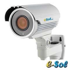 Camera 5MP Exterior, IR 40m, varifocala - e-Sol ESV500/40A