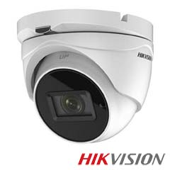 Camera 5MP Exterior, IR 40m, Zoom 4x - HikVision DS-2CE56H5T-IT3Z