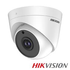 Camera 5MP Exterior, IR 20m, lentila 2.8 - HikVision DS-2CE56H0T-ITPF