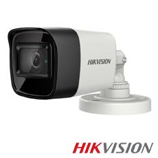 Camera 5MP Exterior, IR 30m, lentila 2.8 - HikVision DS-2CE16H8T-ITF
