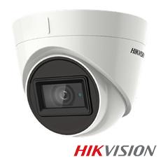Camera 5MP Exterior, IR 30m, lentila 2.8 - HikVision DS-2CE76H8T-ITMF
