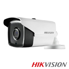 Camera 5MP Exterior, IR 40m, POC, lentila 2.8 - HikVision DS-2CE16H0T-IT3E