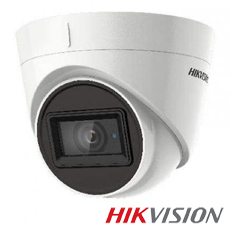 Camera 5MP Exterior, IR 60m, lentila 2.8 - HikVision DS-2CE78H8T-IT3F