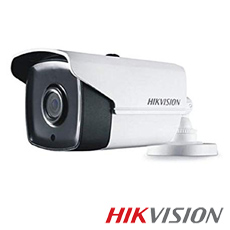 Camera 5MP Exterior, IR 80m, lentila 3.6 - HikVision DS-2CE16H8T-IT5F