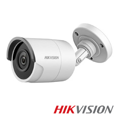 Camera 8MP Exterior, IR 40m, lentila 2.8 - HikVision DS-2CE17U8T-IT