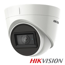 Camera 8MP, Exterior, IR 60m, lentila 2.8 - HikVision DS-2CE78U1T-IT3F