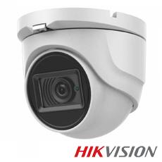 Camera 8MP Exterior, IR 30m, lentila 2.8 - HikVision DS-2CE76U1T-ITMF