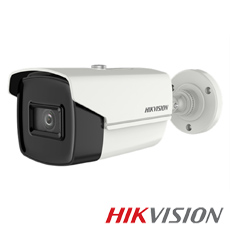 Camera 8MP Exterior, IR 80m, Zoom 5x - HikVision DS-2CE19U7T-IT3ZF