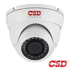 Camera 2MP Exterior, IR 20m, lentila 3.6 - CSD CSD-DN2HTC200F