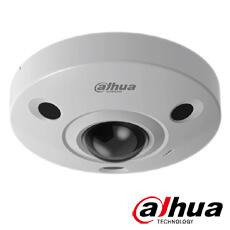 Camera Fisheye 8MP Exterior, IR 15m, Microfon, Unghi 180°, lentila 2.5 - Dahua HAC-EBW3802