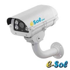 Camera 4MP Exterior, IR 80m, Varifocala - e-Sol ESV400/80A