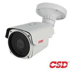 Camera HDCVI, HDTVI, AHD 2MP, IR 60m, Varifocala - CSD CSD-BN6HTC200NL
