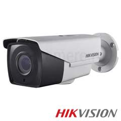 Camera Bullet Turbo HD Exterior 2MP, IR 40m, Zoom 4x - HikVision DS-2CE16D7T-IT3Z