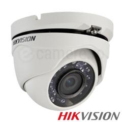 Camera 2MP Turbo HD Exterior, IR 20m, lentila 2.8 - HikVision DS-2CE56D0T-IRM
