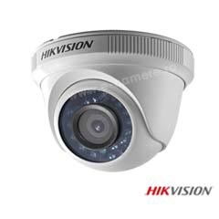 Camera 2MP Turbo HD Interior, IR 20m, lentila 2.8 - HikVision DS-2CE56D0T-IRP