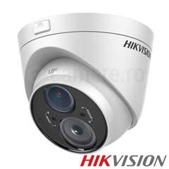 Camera Dome Turbo HD Exterior 2MP, Varifocala, IR 50m - HikVision DS-2CE56D5T-VFIT3