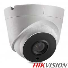 Camera 3MP Turbo HD Exterior, IR 40m, lentila 2.8 - HikVision DS-2CE56F1T-IT3