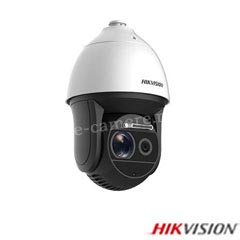 Camera IP, 8MP, Exterior, Zoom 36x, IR 500m, POE, Slot card- HikVision DS-2DF8836I5V-AELW
