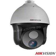 Camera IP Termala 2MP Exterior, Zoom 30x, IR 150m, POE, Card - HikVision DS-2TD4035D-50