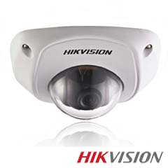 Camera IP 1MP Exterior, POE, Slot Card, lentila 4.0 - HikVision DS-2CD2510F