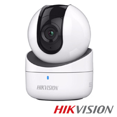 Camera IP 1MP Interior, IR 5m, Card, Microfon, WiFi, lentila 2.8 - HikVision DS-2CV2Q01EFD-IW
