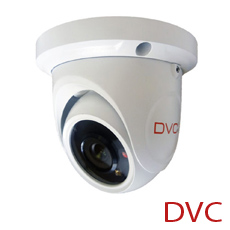Camera IP 2MP Exterior, IR 20m, POE, lentila 3.6 - DVC DCN-VF323