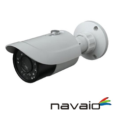 Camera IP 2MP Exterior, IR 50m, POE, Slot Card, varifocala - Navaio NGC-7326V