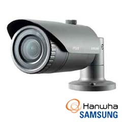 Camera IP 1.3MP Exterior, IR 20m, POE, Slot Card, varifocala - Samsung SNO-L5083R